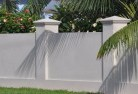 Ainslie ACT Barrier wall fencing 1