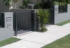 Ainslie ACT Boundary fencing aluminium 3old