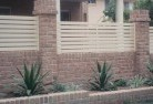 Ainslie ACT Brick fencing 12