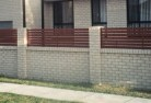 Ainslie ACT Brick fencing 13