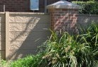 Ainslie ACT Brick fencing 21