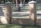 Ainslie ACT Brick fencing 5