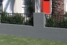 Ainslie ACT Brick fencing 7