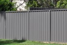 Ainslie ACT Colorbond fencing 3