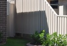 Ainslie ACT Colorbond fencing 8