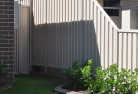 Ainslie ACT Colorbond fencing 9
