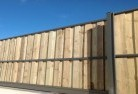Ainslie ACT Lap and cap timber fencing 1