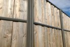 Ainslie ACT Lap and cap timber fencing 2