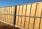 Ainslie ACT Lap and cap timber fencing 4