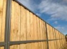 Kwikfynd Lap and Cap Timber Fencing ainslieact