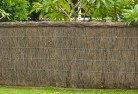 Ainslie ACT Thatched fencing 4