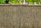 Ainslie ACT Thatched fencing 6