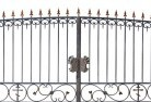 Ainslie ACT Wrought iron fencing 10