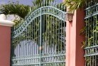 Ainslie ACT Wrought iron fencing 12