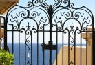 Ainslie ACT Wrought iron fencing 13