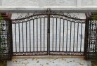Ainslie ACT Wrought iron fencing 14