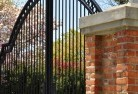 Ainslie ACT Wrought iron fencing 7