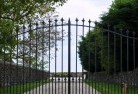 Ainslie ACT Wrought iron fencing 9